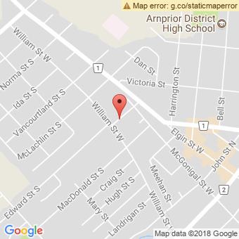 Map Location of  B & J Auto, Krown Arnprior