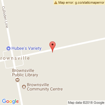 Map Location of  Krown Brownsville