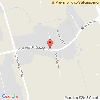 Map Location of  Krown Cambridge