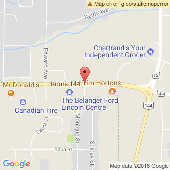 Map Location of  Fix/auto Lou