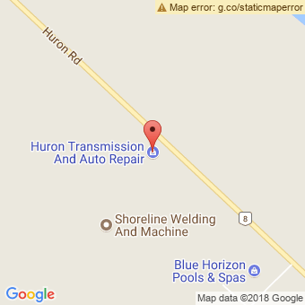 Map Location of  Huron Transmission & Krown