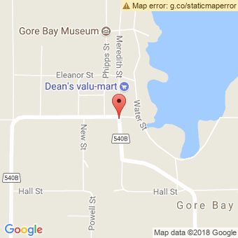 Map Location of  McQuarrie