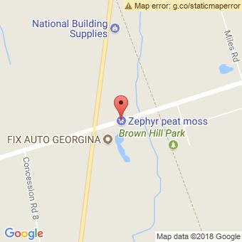 Map Location of  Krown Sutton