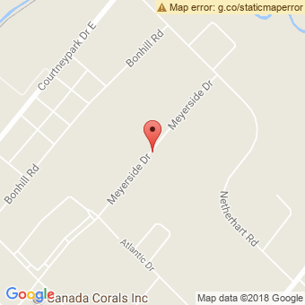 Map Location of  Dixie Krown