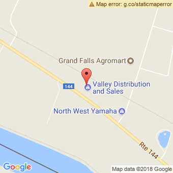 Map Location of  Valley Sales & Services Ltd.