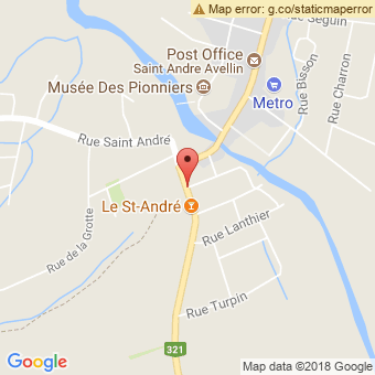 Map Location of  Centre D