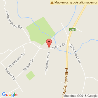 Map Location of  Marystown Auto Glass & Graphics