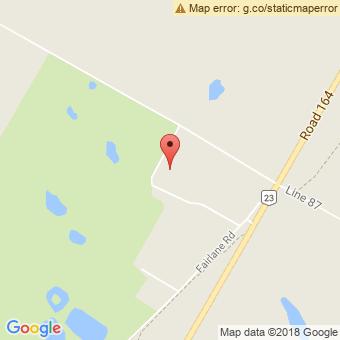 Map Location of  Krown Listowel